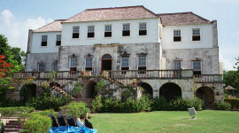 Rose Hall in Jamaica